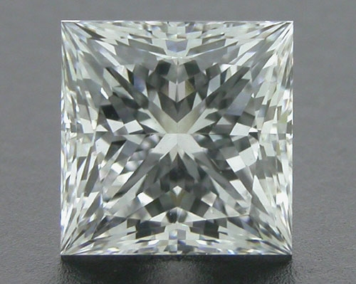 0.71 ct F VS1 A CUT ABOVE® Princess Super Ideal Cut Diamond