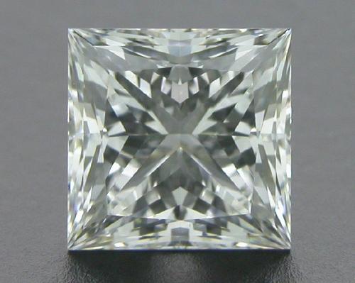 0.71 ct G VS1 A CUT ABOVE® Princess Super Ideal Cut Diamond