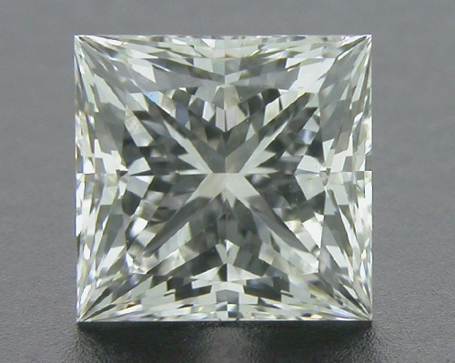 0.70 ct H VVS2 A CUT ABOVE® Princess Super Ideal Cut Diamond