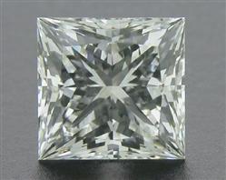 0.70 ct H VVS2 A CUT ABOVE® Princess Super Ideal Cut Diamond