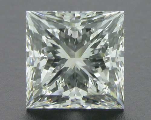 0.70 ct H VS1 A CUT ABOVE® Princess Super Ideal Cut Diamond