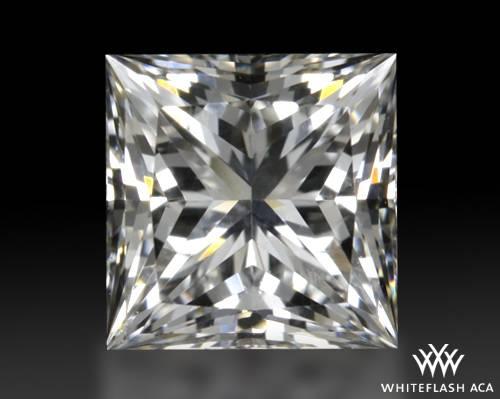 0.708 ct H VVS2 A CUT ABOVE® Princess Super Ideal Cut Diamond