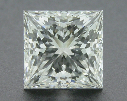 0.72 ct H VVS1 A CUT ABOVE® Princess Super Ideal Cut Diamond