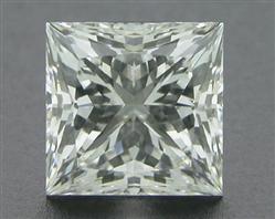 0.72 ct J VS2 A CUT ABOVE® Princess Super Ideal Cut Diamond