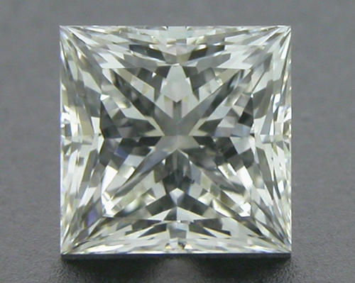 0.70 ct J VS2 A CUT ABOVE® Princess Super Ideal Cut Diamond