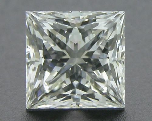 0.70 ct J VS2 A CUT ABOVE® Princess Super Ideal Cut Diamond