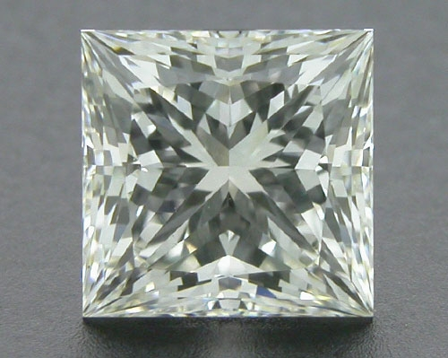 0.75 ct J VVS1 A CUT ABOVE® Princess Super Ideal Cut Diamond