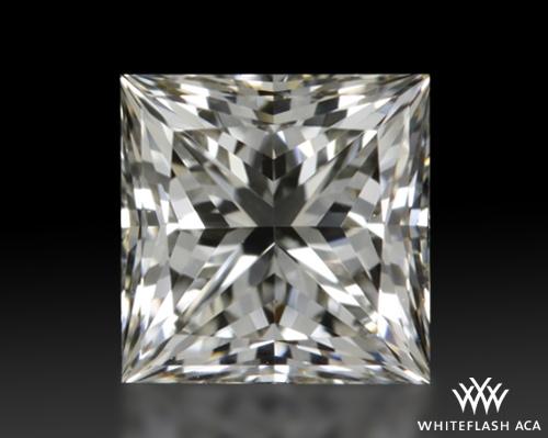 0.73 ct J VVS2 A CUT ABOVE® Princess Super Ideal Cut Diamond