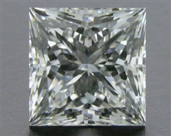 1.01 ct G VS1 A CUT ABOVE® Princess Super Ideal Cut Diamond