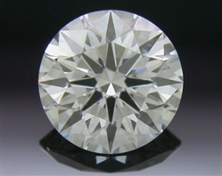 0.323 ct H VS2 A CUT ABOVE® Hearts and Arrows Super Ideal Round Cut Loose Diamond
