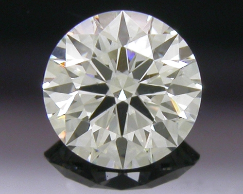 0.31 ct I VS2 A CUT ABOVE® Hearts and Arrows Super Ideal Round Cut Loose Diamond