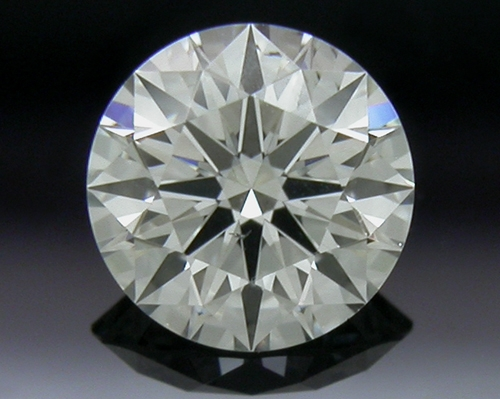 0.33 ct I SI1 A CUT ABOVE® Hearts and Arrows Super Ideal Round Cut Loose Diamond