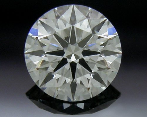 0.326 ct H VS1 A CUT ABOVE® Hearts and Arrows Super Ideal Round Cut Loose Diamond