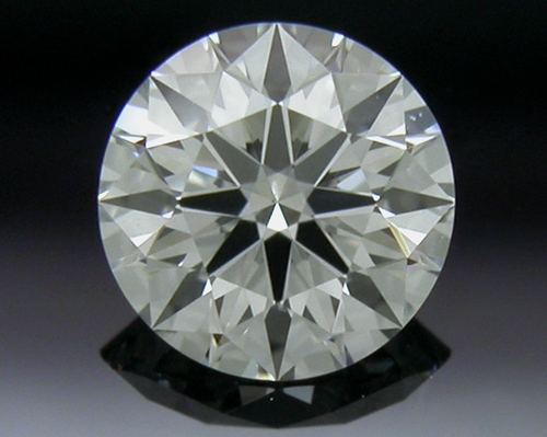0.318 ct H VS2 A CUT ABOVE® Hearts and Arrows Super Ideal Round Cut Loose Diamond