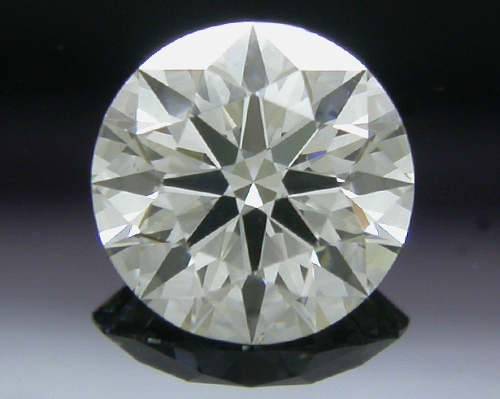 0.446 ct G VS2 A CUT ABOVE® Hearts and Arrows Super Ideal Round Cut Loose Diamond