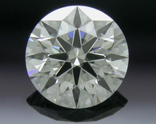 0.402 ct H VS2 A CUT ABOVE® Hearts and Arrows Super Ideal Round Cut Loose Diamond