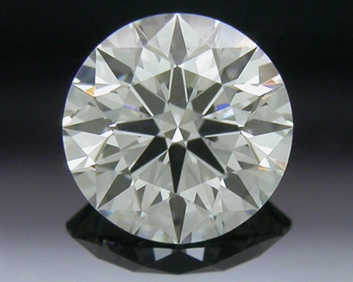 0.427 ct H VS2 A CUT ABOVE® Hearts and Arrows Super Ideal Round Cut Loose Diamond