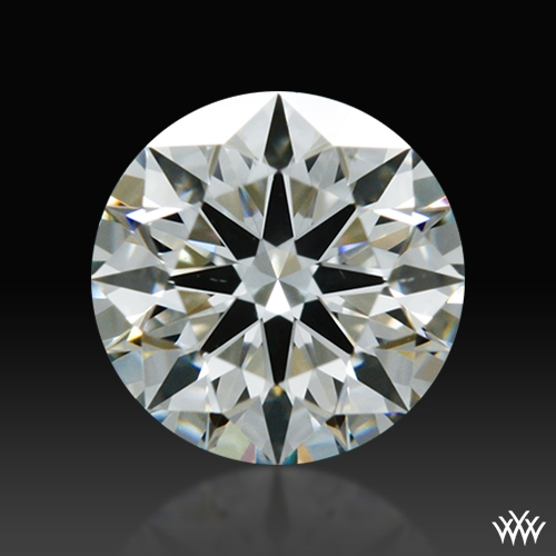 0.458 ct H SI1 A CUT ABOVE® Hearts and Arrows Super Ideal Round Cut Loose Diamond