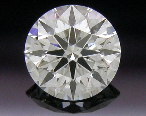 0.32 ct G SI1 A CUT ABOVE® Hearts and Arrows Super Ideal Round Cut Loose Diamond