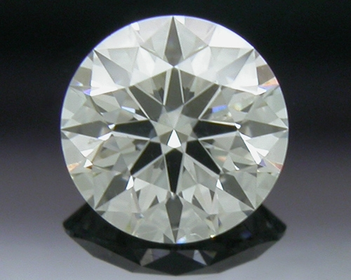 0.323 ct G SI2 A CUT ABOVE® Hearts and Arrows Super Ideal Round Cut Loose Diamond