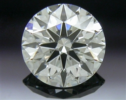 0.338 ct G SI1 A CUT ABOVE® Hearts and Arrows Super Ideal Round Cut Loose Diamond