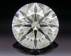 0.41 ct H VS1 A CUT ABOVE® Hearts and Arrows Super Ideal Round Cut Loose Diamond