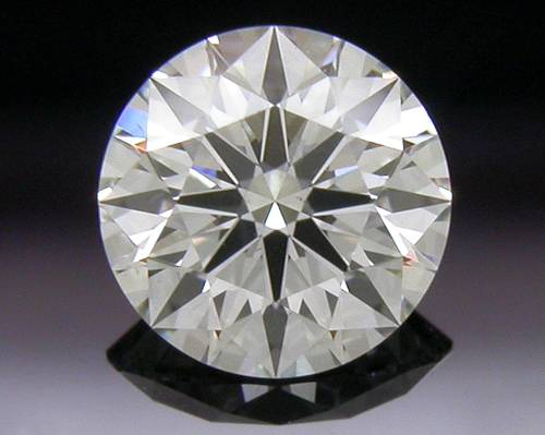 0.402 ct F VS2 A CUT ABOVE® Hearts and Arrows Super Ideal Round Cut Loose Diamond