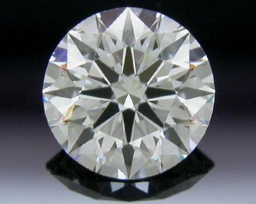 0.402 ct G VS2 A CUT ABOVE® Hearts and Arrows Super Ideal Round Cut Loose Diamond