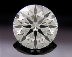 0.467 ct F VS2 A CUT ABOVE® Hearts and Arrows Super Ideal Round Cut Loose Diamond