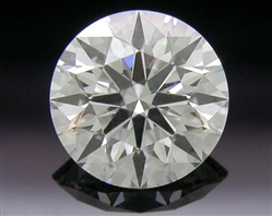 0.41 ct F VS2 A CUT ABOVE® Hearts and Arrows Super Ideal Round Cut Loose Diamond