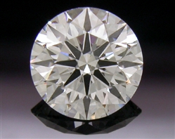 0.46 ct F VS2 A CUT ABOVE® Hearts and Arrows Super Ideal Round Cut Loose Diamond