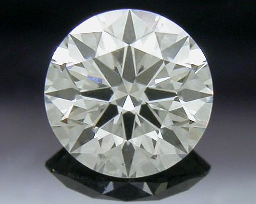 0.304 ct I VS2 A CUT ABOVE® Hearts and Arrows Super Ideal Round Cut Loose Diamond