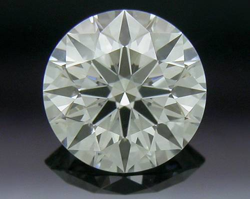 0.31 ct J VVS2 A CUT ABOVE® Hearts and Arrows Super Ideal Round Cut Loose Diamond