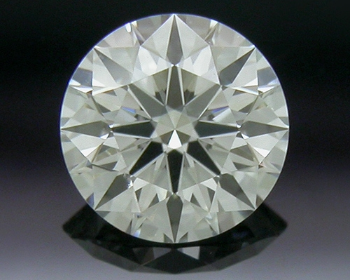 0.31 ct J VVS2 A CUT ABOVE® Hearts and Arrows Super Ideal Round Cut Loose Diamond
