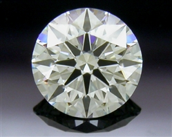 0.311 ct I VS2 A CUT ABOVE® Hearts and Arrows Super Ideal Round Cut Loose Diamond
