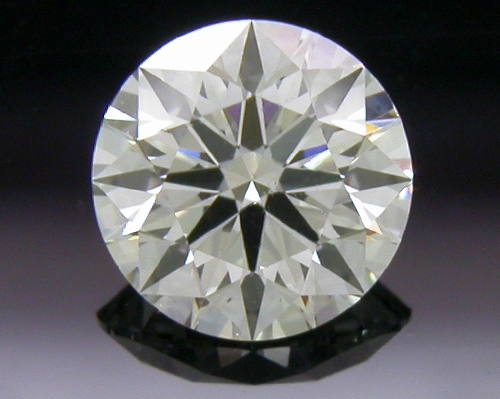 0.341 ct I SI1 A CUT ABOVE® Hearts and Arrows Super Ideal Round Cut Loose Diamond