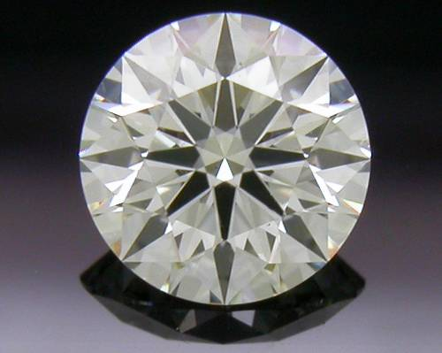 0.331 ct I VS1 A CUT ABOVE® Hearts and Arrows Super Ideal Round Cut Loose Diamond