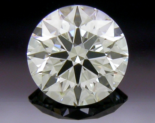 0.317 ct I VS2 A CUT ABOVE® Hearts and Arrows Super Ideal Round Cut Loose Diamond