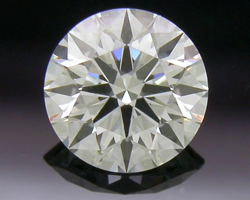 0.313 ct I SI1 A CUT ABOVE® Hearts and Arrows Super Ideal Round Cut Loose Diamond