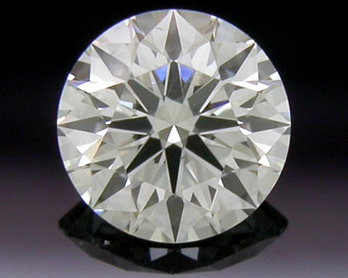 0.305 ct J VS2 A CUT ABOVE® Hearts and Arrows Super Ideal Round Cut Loose Diamond