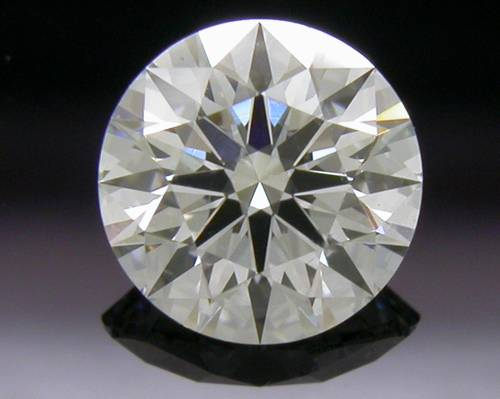 0.402 ct G SI1 A CUT ABOVE® Hearts and Arrows Super Ideal Round Cut Loose Diamond