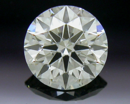 0.432 ct H SI2 A CUT ABOVE® Hearts and Arrows Super Ideal Round Cut Loose Diamond