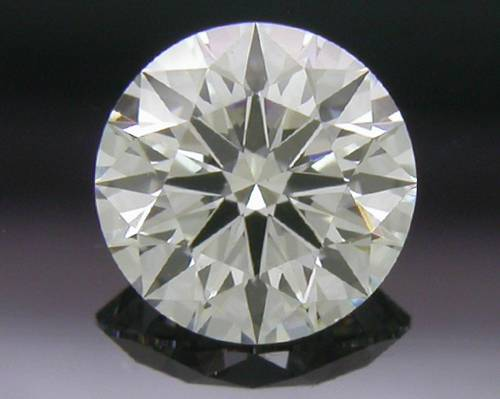 0.424 ct H SI1 A CUT ABOVE® Hearts and Arrows Super Ideal Round Cut Loose Diamond