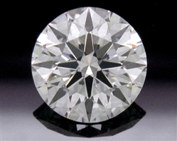 0.924 ct D VS1 A CUT ABOVE® Hearts and Arrows Super Ideal Round Cut Loose Diamond