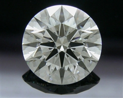 1.182 ct E SI1 A CUT ABOVE® Hearts and Arrows Super Ideal Round Cut Loose Diamond