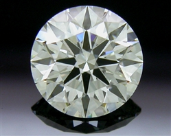 0.746 ct I VS1 A CUT ABOVE® Hearts and Arrows Super Ideal Round Cut Loose Diamond