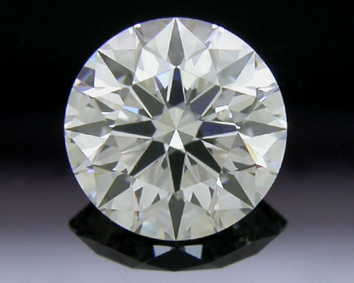 0.73 ct E VS1 A CUT ABOVE® Hearts and Arrows Super Ideal Round Cut Loose Diamond