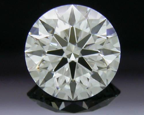 0.77 ct E VS1 A CUT ABOVE® Hearts and Arrows Super Ideal Round Cut Loose Diamond