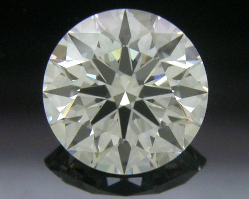 0.76 ct E VVS2 A CUT ABOVE® Hearts and Arrows Super Ideal Round Cut Loose Diamond