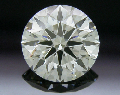 0.752 ct I VS1 A CUT ABOVE® Hearts and Arrows Super Ideal Round Cut Loose Diamond